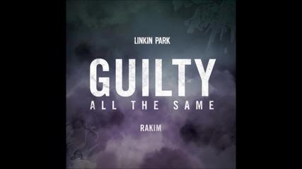 Премиера 2014! Linkin Park - Guilty All The Same (feat. Rakim)