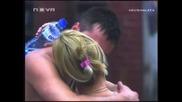 Big Brother F - Цветелин Целува Страстно Ива 30.03.10