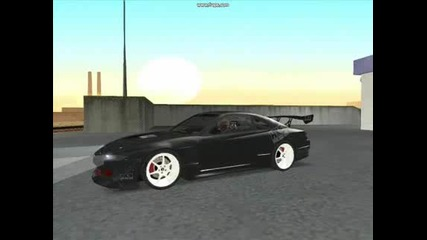 Gta San Andreas Drifting Video