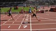Георги Георгиев си чупи коляното на 100м спринт в Хелзинки
