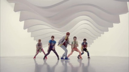 Shinee - Replay ( You're my everything)[ Japanese Debut Single][високо качество]