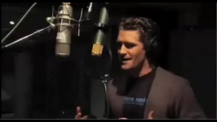 Matthew Morrison in South Pacific