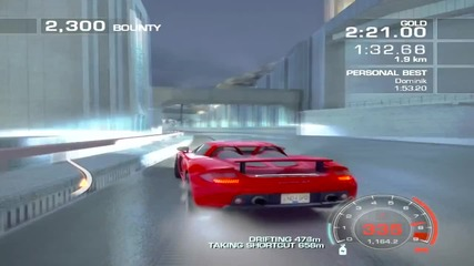 N F S: Hot Pursuit 2010 - Unlimited Driving Pleasure & Ultimately Open by Airmax S K T