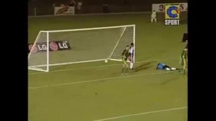 Най - големия резултат във футбола Австралия 32 : 0 Самоа