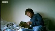 Being a Dare - devil - Richard Hammond meets Evel Knievel - Bbc