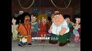 Family Guy Питър Си Тананика Beverly Hills
