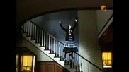 Wiona Ryder dancing in Beetlejuice