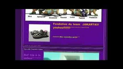 Jakarta - One Desire (clip Officiel)