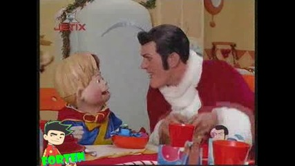 Мързелград - Неочакван Дядо Коледа в Мързелград Bg Audio