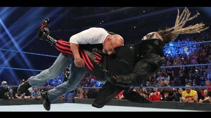 ¡Goldberg atraviesa a Bray Wyatt con una Lanza!: Lo Mejor de WWE