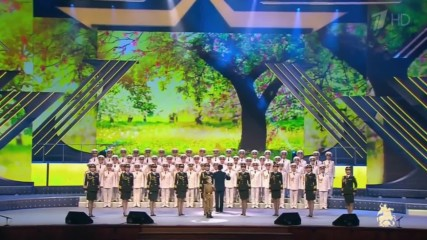 in memoriam Alexandrov Ensemble Katyusha - Катюшa