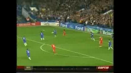 14.04 Челси - Ливърпул 4:4 няма такъв мач 2009 (frank lampart drogba alex)