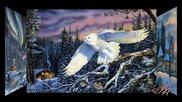 Winter beauty in art... ...(music Laurens Van Rooyen)... ...