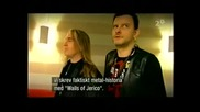 Helloween Interview (andi Deris and Michael Weikath)