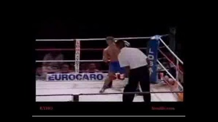 Ramon Dekkers - Hl Thai Box