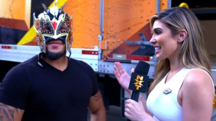Kalisto reminisces on first title win at NXT: WWE.com Exclusive, Sept. 18, 2019