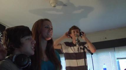 Jackson Foote, Eden Neville, Alex Koste - Get Low (cover remix)
