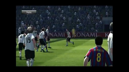 Pro Evolution Soccer 2010 Demo - Marques Goal