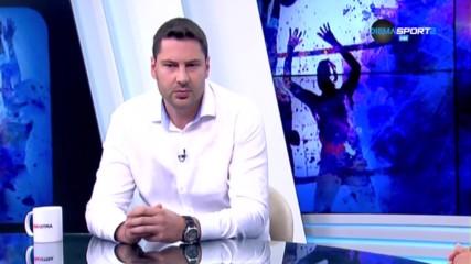 С амбиции за волейболната титла - новият Хебър Пазарджик