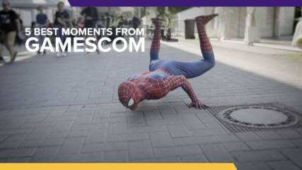 5 best moments from Gamescom