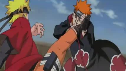 Naruto Amv - Naruto vs Pain