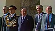Военен парад по повод 13 века България- 1981 г. - видео архив