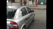 Заплаха? Спукаха Гумите И Надраскаха Колата На Лидер На Бсп В Сливен