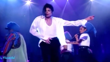 Michael magic dance