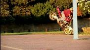 Страхотен Stunt Rider - Jorian Ponomareff