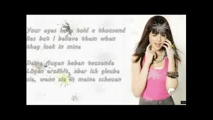 Selena gomez my dilemma lyrics (edited)