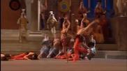 La Bayadere Drum Dance