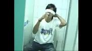 Забавно Видео В Тоалетната