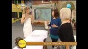 Уникалната система на Мариана Стефанова срещу бръчки - На кафе (25.03.2014г.)