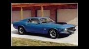 Camaro и Mustang - Снимки