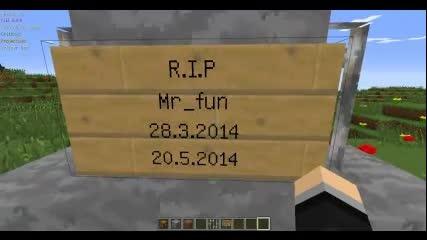 погребението на потребителят Mr_fun R.i.p