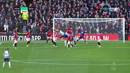 Манчестър Юнайтед - Брайтън 3:1 /репортаж/
