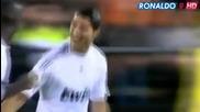 Cristiano Ronaldo in Real Madrid 2009 2010