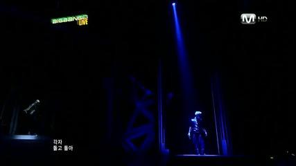 Bigbang - Thank You & You (intro) [live performance on the M! Countdown]