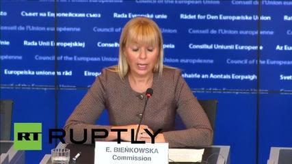 Белгия: Европейската комисия за скандала с Фолксваген