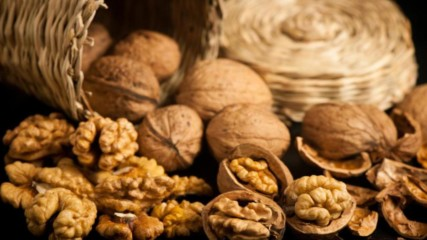 Любопитно и полезно за орехите