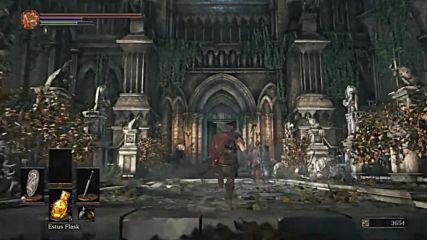 Dark Souls 3 епизод 4 бос 2