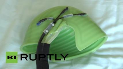 В Германия изобретиха шапка, с която не капе косата след химиотерапия