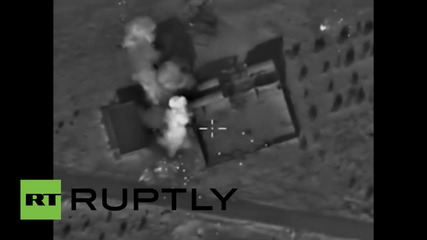 Syria: Russia's Airforce hit IS forts in Achan, breaking their lines