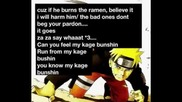 lyrics Date bayo - eddie Rath theme for Naruto shippuden