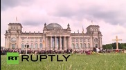 Germany: Ruptly journalist pepper-sprayed covering migrant justice protest