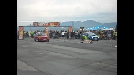 Golf Rallye Vr6t vs. Subaru Impreza Sti 05.06.2011