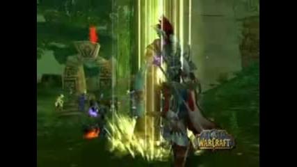 World of Warcraft Zul Gurub Trailer