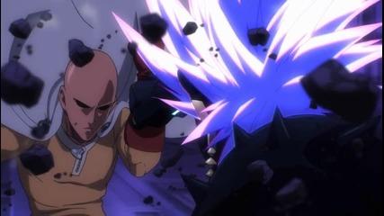 One Punch Man - 12 [ Бг Субс ] Финал Високо качество