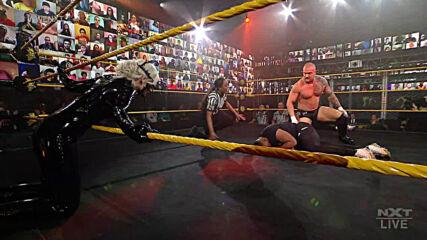 """Karrion Kross w/Scarlett vs. Ashante """"Thee"""" Adonis: WWE NXT, Jan. 20, 2021"""