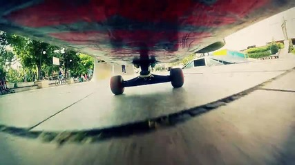 Скейт в центъра на Самоков - Smkz skate jam